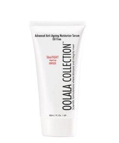 advanced anti-ageing moisturiser serum oil free