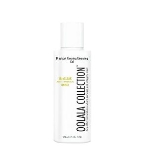 breakout clearing cleansing gel