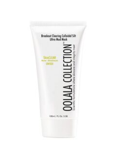 breakout clearing colloidal silt ultra mud mask