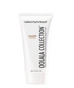 condition prep pre shaving oil