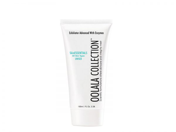 exfoliator advanced with enzymes