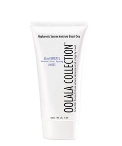 hyaluronic serum moisture boost day
